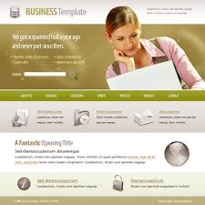 Business Website Templates Delectable Business Methodology XHTML Template 28 Business Website