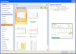 Excel 2007 Templates Free Download Microsoft Excel 2007 Templates
