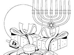 Coloring Sheet Hanukkah Coloring Pages Printable Free Coloring Pages