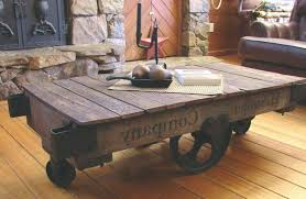 railroad cart coffee table topic to restoration hardware furniture factory cart coffee table antique lineberry