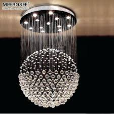 crystal ceiling light lights contemporary uk