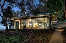 modern guest house. Modular Glass Guest House Modern-exterior Modern