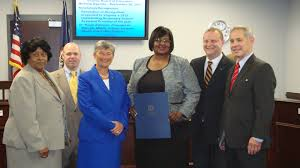 Johnson honored by the Virginia Board of Education – Kaleidoscope