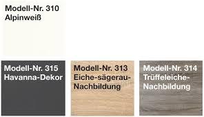 Gleittüren Falttürenschrank Loft H216cm By Wiemann Trüffel Eiche Glas Magnolie