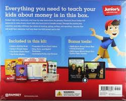 Financial Peace Junior Chore Chart Details About Financial Peace Jr Dave Ramsey Juniors Adventures Smart Money Smart Kids New