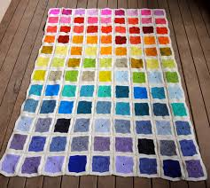 Rainbow Blocks blanket: the end (finally!) – Blueberry Hill Crafting & rainbow blocks blanket 1 Adamdwight.com