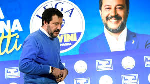Salvini a milano partecipa all'esibizione di mototerapia: Italy S Far Right Salvini Fails To Gain Foothold In Key Regional Election Bbc News