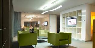 lighting for offices. A Look At The Future: Dynamic Lighting In Offices For