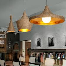 tom dixon style lighting. Vintage Tom Dixon Rope Pendant Light Lamp Loft Creative Personality Industrial Edison Bulb American Style Lighting I
