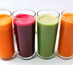 healthy juice cleanse recipes four health fresh fruit and vegetable juice recipes how to