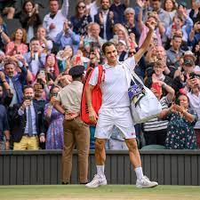 Roger Federer Loses at Wimbledon, Maybe ...