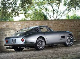 Ferrari later added two more camshafts and called that model a 275 gtb/4. 1965 Ferrari 275 Gtb 6c Scaglietti Longnose Ferrari Classic Cars Vintage Cars