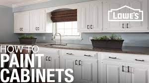 how to prep and paint kitchen cabinets