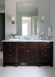 brown bathroom furniture. Merry 22 Mirror Over Vanity Espresso Bathroom Design Ideas Brown Furniture