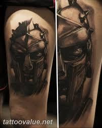 Photo Tattoo Gladiator 01032019 061 Idea For Tattoo Tattoo With