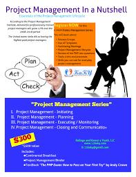 project management series week series kollege and kareer youth project management series flyer