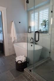 56 inch freestanding tub. before \u0026 after: a confined bathroom is uplifted with bountiful space! 56 inch freestanding tub