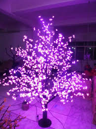 Blossom Christmas Tree With Led Lights Us 352 73 8 Off Christmas New Year Led Cherry Blossom Tree 1024pcs Led Bulbs 1 8m 6ft Height 110 220vac Rainproof Outdoor Usage In Holiday Lighting