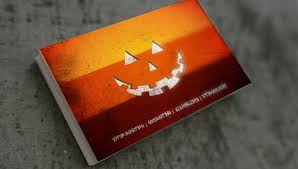 Halloween Business Cards Check Out This Awesome Halloween Themed Business Card