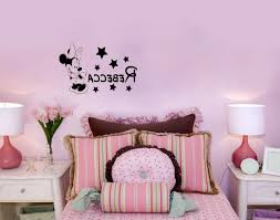 Minnie Mouse Bedroom Decorations Minnie Mouse Bedding And Decor Sheets Bedspread Set With