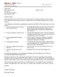 Legal Letter Sample Cover Litigation Attorney Resume Ideas Better