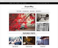 simply creative wordpress themes simplemag creative wordpress magazine theme