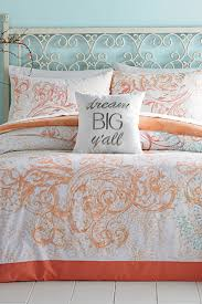 image of jessica simpson ombre scroll twin twin xl comforter 2 piece set