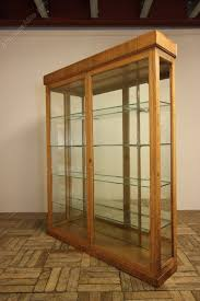 english antique display cabinet. English Antique Oak Display Cabinet. Cabinet Q