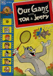 Our Gang with Tom & Jerry #52 | Read All Comics Online For Free