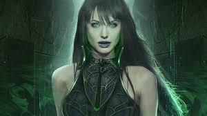 Angelina Jolie Could Look Like as Sersi ...