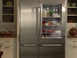built in refrigerator cabinet. Built-in Refrigerators Vs. Free-Standing Refrigerators, Which Is Better? Built In Refrigerator Cabinet