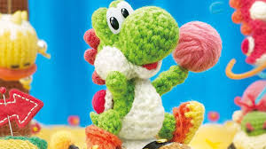 yoshi s woolly world 4k wallpaper