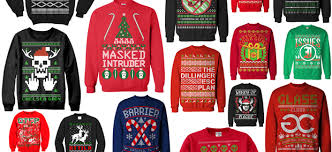 Who has the best (or ugliest) Christmas Sweater? - New Noise Magazine