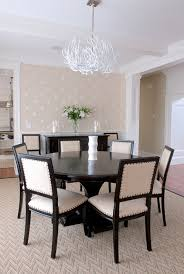 oly studio pipa bowl chandelier contemporary dining room regarding stylish home bowl chandelier dining room ideas