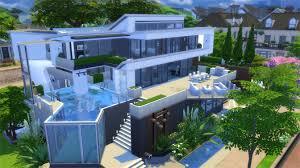 les sims 4 maison de luxe construction gallery photo d coration