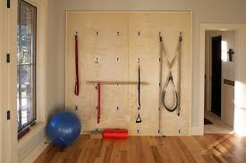 Driftwood Estate Eclectic Home Gym Austin by Matt Sitra