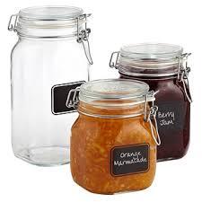 <b>Airtight Glass Jars</b> | The <b>Container</b> Store