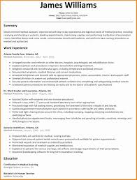 Resume Ex Medical Support Assistant Resume Sample Fresh Resume Ex How To Craft 19