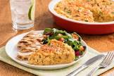 baked cheese stuffing casserole