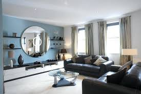 blue couches living rooms minimalist. Dark Leather Couch Blue Couches Living Rooms For Minimalist Home Design Engaging Room Decoration With Grey Sectional Sofa O