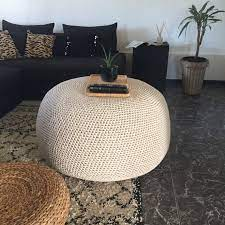 large round ottoman coffee table giant