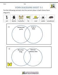 Amdm Venn Diagram Worksheet Answers Contents Venn Diagrams Venn Diagram For Grade 1 Word Problems