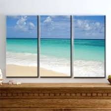i like this panoramic because it allows you to see the beach both as one continuous photo but also as separate photos panoramic examples pinterest  on 3 panel wall art beach with i like this panoramic because it allows you to see the beach both as