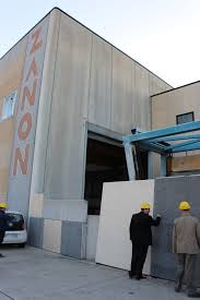 Superior Concrete Designs Superior Concrete Surface Quality At Prefabbricati Zanon
