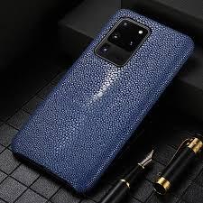 <b>LANGSIDI Luxury</b> stingray <b>phone</b> case For samsung S20 S20+ plus ...