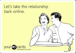 online flirting relationship