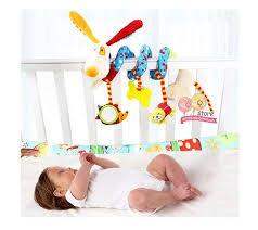 Infant Newborn Bed Animal Gift <b>Happy Monkey</b>   <b>Baby toys</b>
