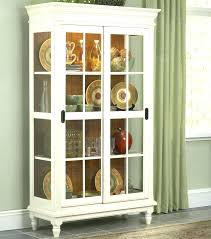 antique curio cabinets with curved glass display cabinet curio cabinets for glass curio