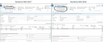 Dynamics Nav 2018 Creating A Purchase Order From A Sales