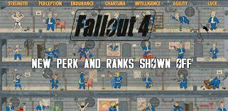 60 Meticulous Fallout 4 Perk Chart Poster